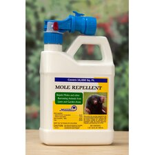 All Natural Mole Repellent Concentrate Jug