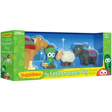 The Little Drummer Boy Play Set