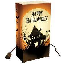 Haunted house 10 Count Electric Luminary Kit