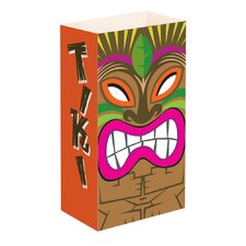 <strong>Luminarias</strong> Tiki Flame Resistant Luminaria Bags (Set of 12)
