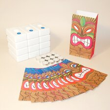 <strong>Luminarias</strong> Tiki Kit (Set of 12)