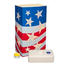 Luma Lantern Patriotic Kit (Set of 24)