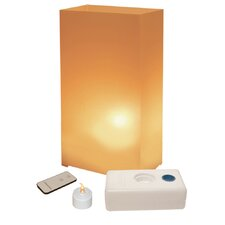 Remote Control Luminaria Kit (Set of 10)