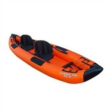 2 Person Deluxe Inflatable Kayak