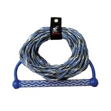 Wakeboard 3 Section Rope