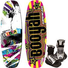 Booyah Wakeboard With Grind Bindings