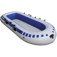 Four Person Inflatable Boat