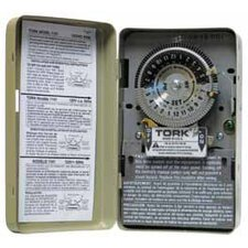 208-277 Volts 24 Hours DPST Mechanical Time Switch