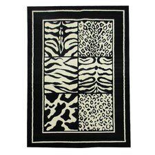 African Adventure Square Mix Rug
