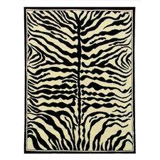 African Adventure Zebra Skin Rug