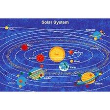 Paradise Design Solar System Kids Rug