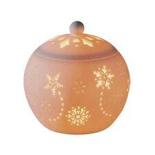 Snowflake Porcelain Lantern