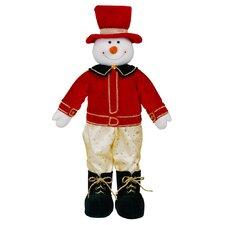 """24"""" Standing Snowman Boy"""