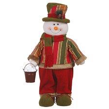"""23"""" Standing Snowman Boy"""
