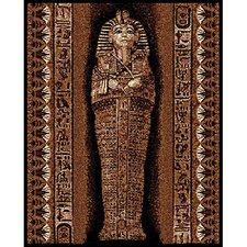 African Adventure Pharaoh Area Rug