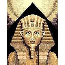 African Adventure King Tut 1 Novelty Rug