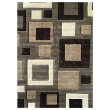 Studio 601 Fume Geometric Design Rug