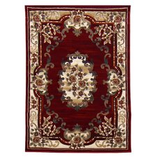 <strong>DonnieAnn Company</strong> Sculpture Red Rug