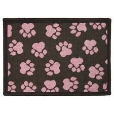<strong>Park B Smith Ltd</strong> PB Paws & Co. Woodland / Sorbet World Paws Tapestry Rug
