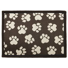PB Paws & Co. Woodland / Ivory World Paws Tapestry Rug