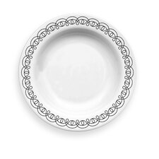 Ribbon 16 Oz. Rim Bowl (Set of 4)