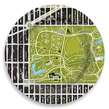 "Garden 12"" Central Park Sheep Meadow Plate"