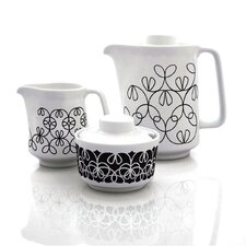 Ribbon 3 Piece Coffee Server Set