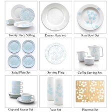 Flora Dinnerware Collection