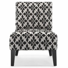 Monaco Spades Slipper Chair