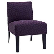 Allegro Ellipse Slipper Chair