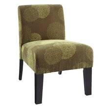 Deco Sunflower Slipper Chair