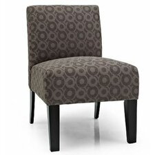 Allegro Ellipse Slipper Chair
