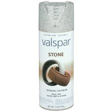 <strong>Valspar</strong> Soapstone Stone Spray Paint