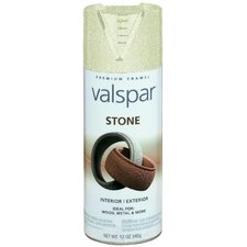 <strong>Valspar</strong> Alabaster Stone Spray Paint