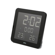<strong>Braun</strong> Digital Wall Clock