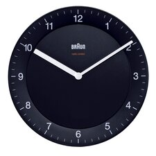 "<strong>Braun</strong> 7.9"" Wall Clock"