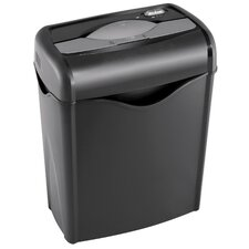 6 Sheet Crosscut Paper Shredder