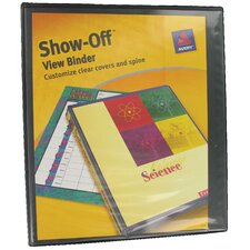 "<strong>Avery</strong> 2"" Show-Off View Binder"