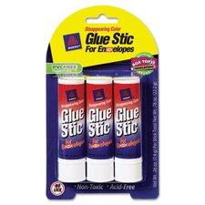 Glue Stic for Envelopes (3 Pack)