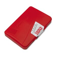 Carter'S Foam Stamp Pad, 4 1/4 X 2 3/4