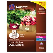 Easy Peel Labels, 180/Pack