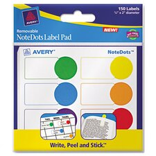 <strong>Avery</strong> NoteDots Label Pad