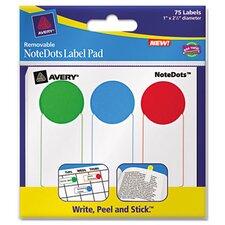 NoteDots Label Pad
