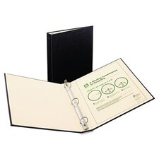 Recyclable Binder with EZ-Turn Rings