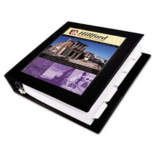 <strong>Avery</strong> Framed View Binder with One Touch EZD Rings