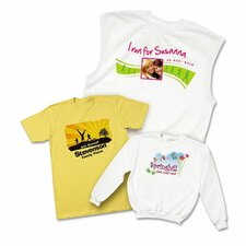 Personal Creations Inkjet T-Shirt Transfer, 18/Pack