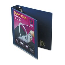 "1.5"" Nonstick EZ D-Ring Reference View Binder"