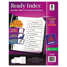 Ready Index Classic Tab Title