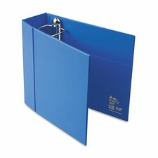 Heavy-Duty Vinyl EZ D-Ring Reference Binder