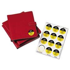 Round Easy Peel Label (90 Pack)